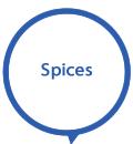 スパイス / Spices