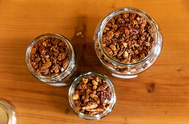 Cocoa Crunch Granola