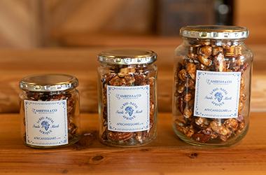 Rasta-farian Nuts